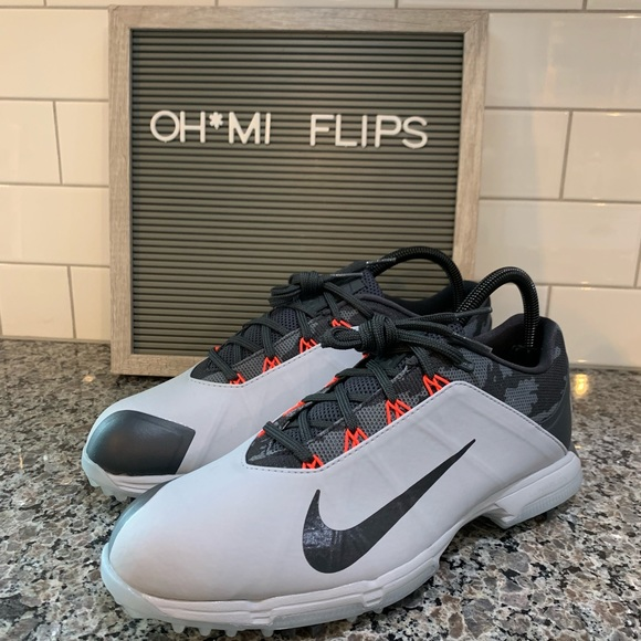 Nike Other - Nike Lunar Fire Mens Golf Shoes Size 8 NEW
